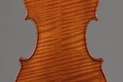 Baroque Violin Viateur Roy 2014